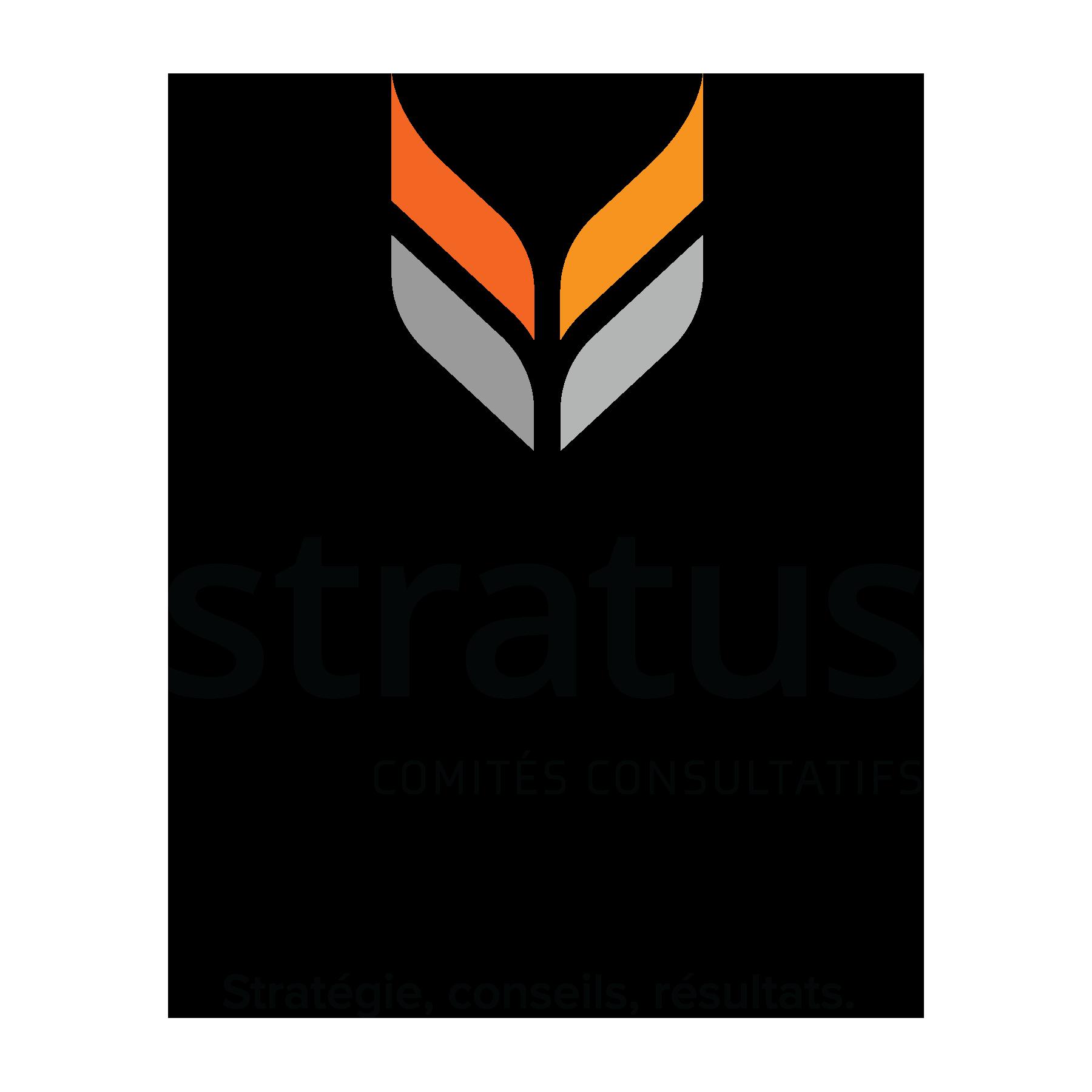 Logo stratus comagnie